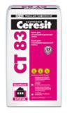 Клей фасадный Ceresit CT 83