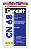 Самонивелирующаяся  смесь Ceresit CN 68