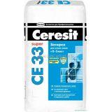Фуга для плитки Ceresit CE 33