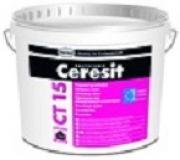 Силикатная грунтовка Ceresit CT 15