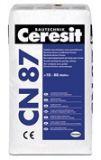 Быстротвердеющая стяжка Ceresit CN 87