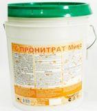 Гидроизоляционная добавка в бетон Пронитрат Микс